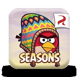 Angry Birds Seasons《愤怒的小鸟假日季》 4.1.0