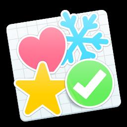 Graphics 2.0.0 图标、插画素材集合