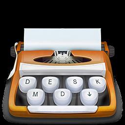 DeskMD 1.4 离线文章博客工具