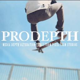 ProDepth 1.2-Final Cut Pro、motion 5三维摄像机空间动画效果插件