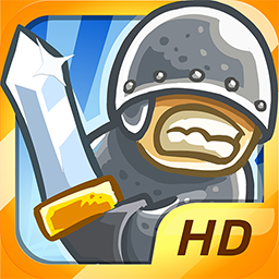 Kingdom Rush HD《王国保卫战》 2.1 最好玩的塔防游戏