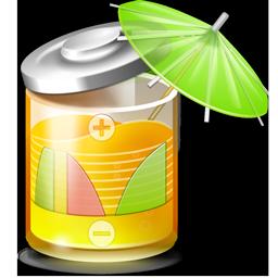 FruitJuice 2.4.1 电池管理工具