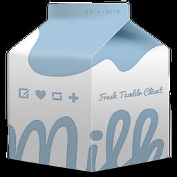 Milk 2.3.3 ——Tumblr客户端