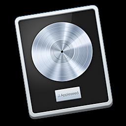 Logic Pro X 10.4.7 音乐处理制作软件