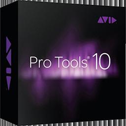 Avid Pro Tools 10 for Mac 10.3.9 专业的音频编辑软件