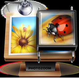 PhotoZoom Pro 7.0.4 图片无损放大
