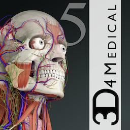 Essential Anatomy [基本解剖学] 5.0.2 强大的3D解剖图学习参考工具