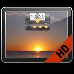 Weather HD Live 4.4.4 天气预报、实时天气壁纸和屏保