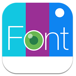 Fontography 1.0.1 小巧的图片特效工具