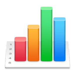 Numbers 4.0 apple 表格软件