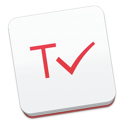 TaskPaper 3.8.10 纯文本GTD工具
