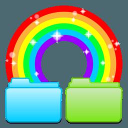 Foldery 1.1 改变文件夹图标颜色