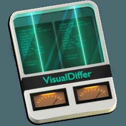 VisualDiffer 1.7.0 不同的文件夹及路径进行交叉比较