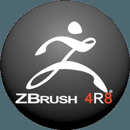 Zbrush 4R8 P2 三维雕刻软件