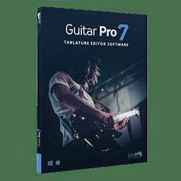 Guitar Pro 7.5.2 build 1620 吉他手专业辅助工具