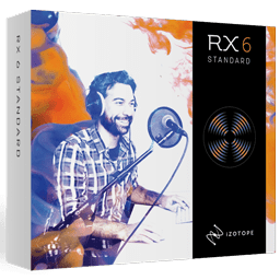 iZotope RX6 Audio Editor Advanced 6.10 音频界的 Photoshop