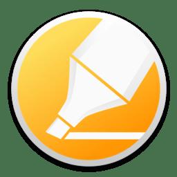 Highlights 1.5.1 在PDF中注释和记笔记