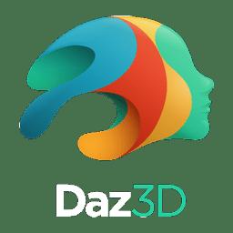 DAZ Studio Pro 4.10.0.123 3D设计软件