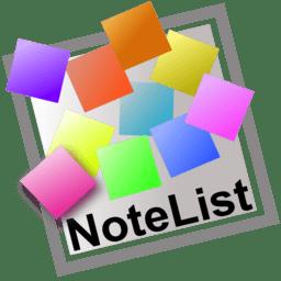 NoteList 4.0 基于文档的数据存储工具
