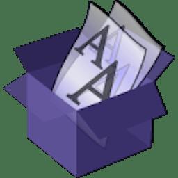 FontBook 5.1 理想字体工具