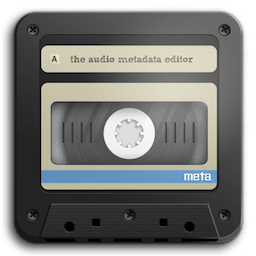 Meta 1.9.4 音频元数据音乐标签信息编辑器