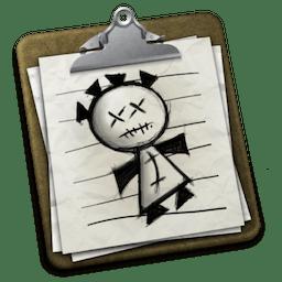 VoodooPad 5.3.0 记事本