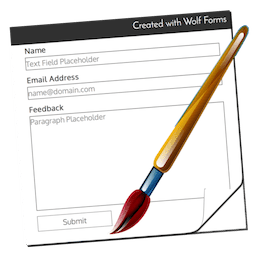Wolf Responsive Form Maker 2.37 Web表单构建器