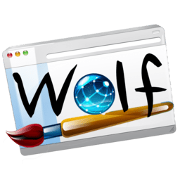 Wolf - Web Designer 2 Pro 2.30.1 网页设计软件