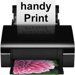 HandyPrint Pro 5.5.0 AirPrint协议打印工具