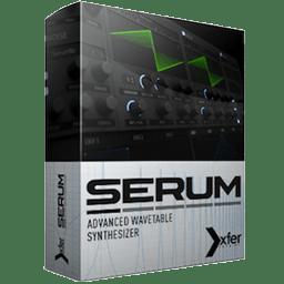 Xfer Records Serum Full + FX v1.33b4 非常强大的音频制作及合成软件