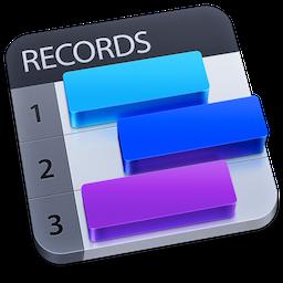 Records 1.6 个人数据库管理软件