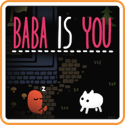 Baba Is You 1.0 试验性烧脑益智游戏