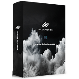 ImageMotion Panel for Adobe Photoshop 1.3 Photoshop图片动态效果插件