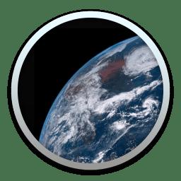 [免费精品] 即刻地球 实时卫星拍照,MAC桌面