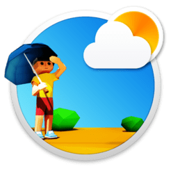 3DWeather 3.8 颜值最高的天气预报