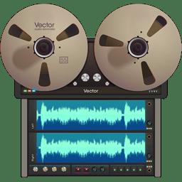 Vector 3.5 简易音频编辑工具