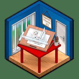 Sweet Home 3D 6.1.3 3D室内设计软件