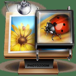 PhotoZoom Pro 7.1 图片无损放大