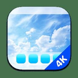 Motion Weather 4K 1.1.3 4k视频壁纸天气预报