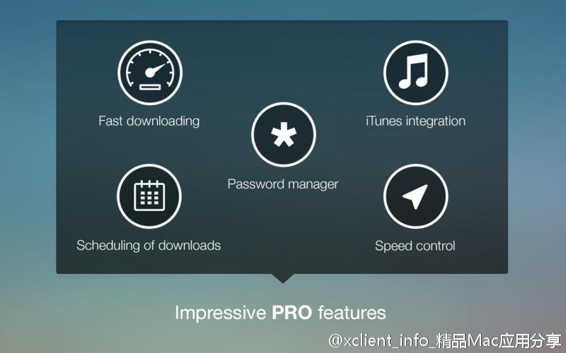 Folx GO+ 5.7 Mac上公认最好的下载工具