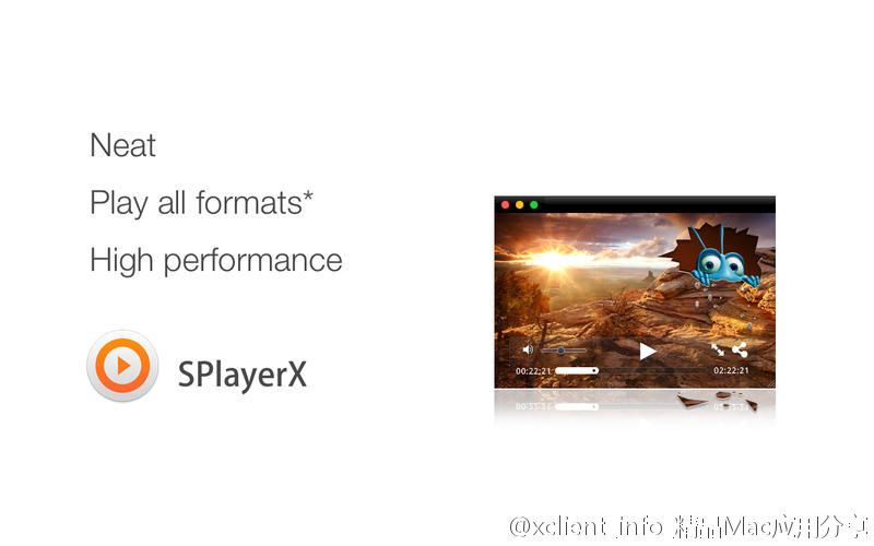 SPlayerX 4.1.2 射手播放器
