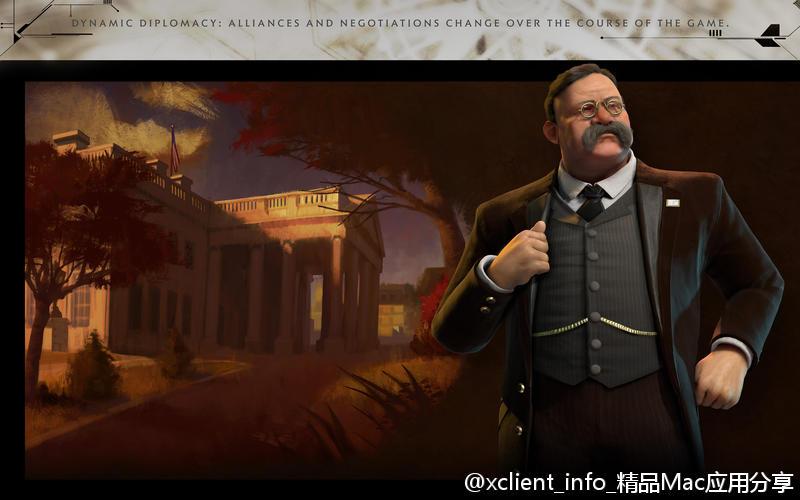 Sid Meiers Civilization VI(席德·梅尔之文明6)1.2.0