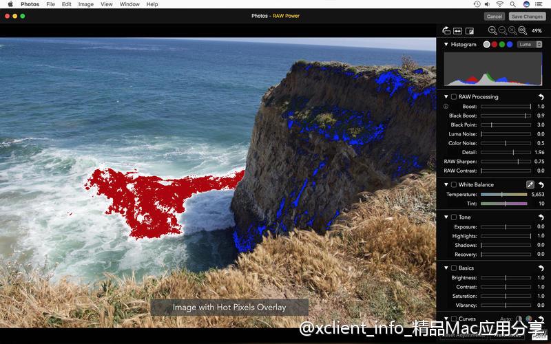 RAW Power 2.1.1 强大的RAW图像处理工具