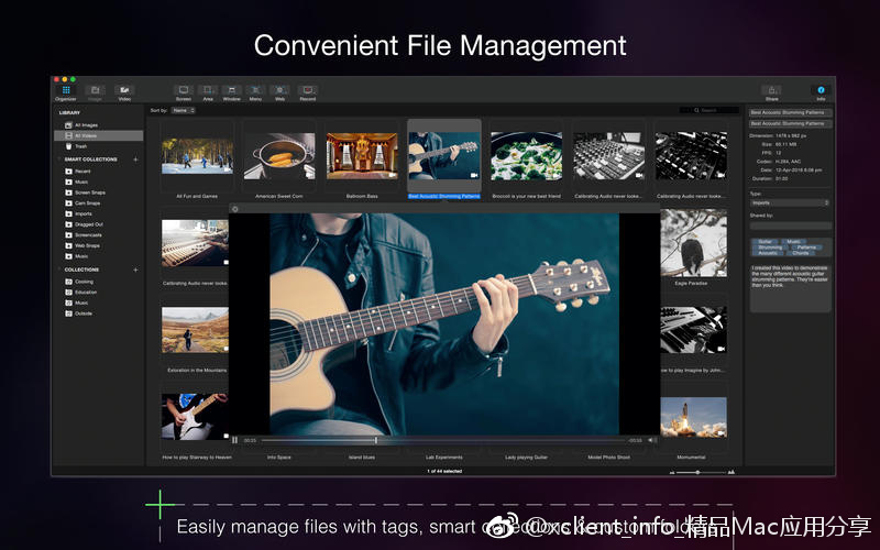 Capto 1.2.19 屏幕录制工具