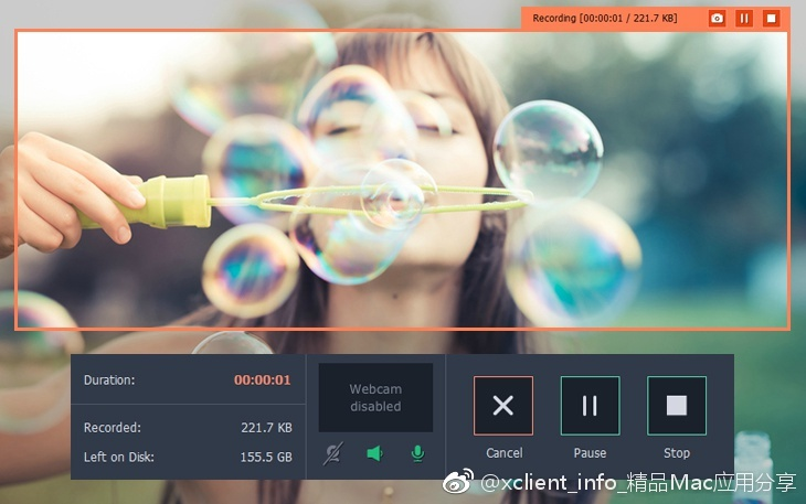 Movavi Screen Recorder 10.2.0 屏幕录像工具