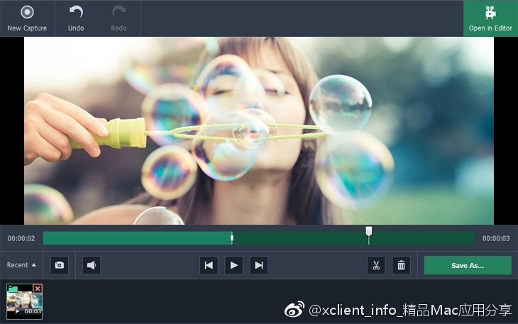 Movavi Screen Recorder 21.2.0 屏幕录像工具