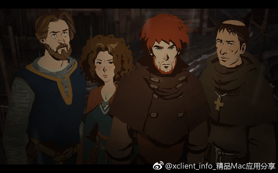 Ken Follett's The Pillars of the Earth 肯·福莱特 《圣殿春秋》1.1 (book 1+2+3)