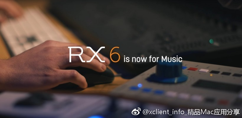 iZotope RX8 Audio Editor Advanced 8.0.0 Fixed 音频界的 Photoshop