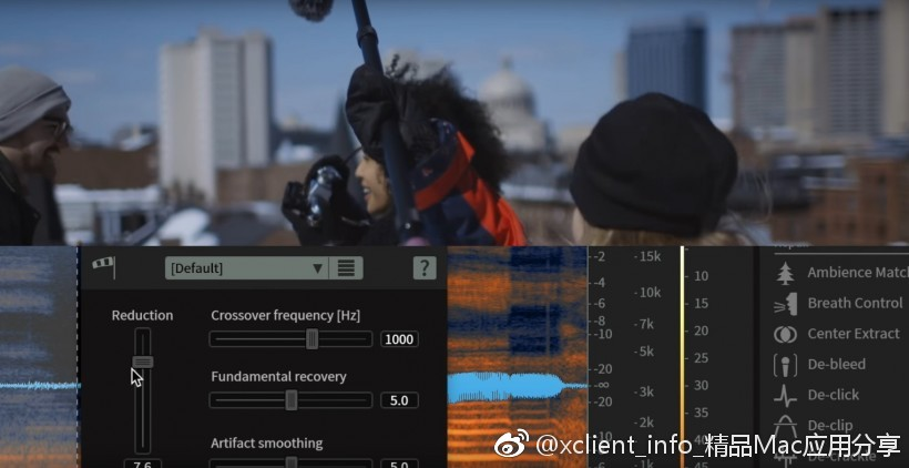 iZotope RX7 Audio Editor Advanced 7.0.0 音频界的 Photoshop