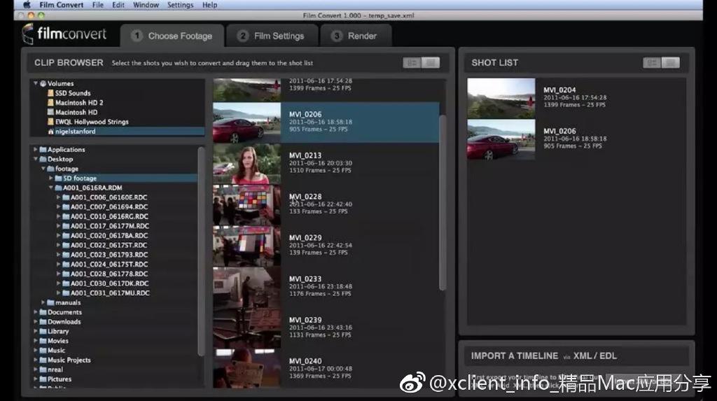 FilmConvert Pro 2.40 AE/PR数字转胶片调色插件